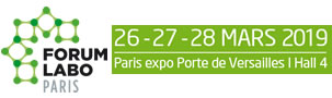 Atlas at FORUM LABO Trade Show in Paris, France